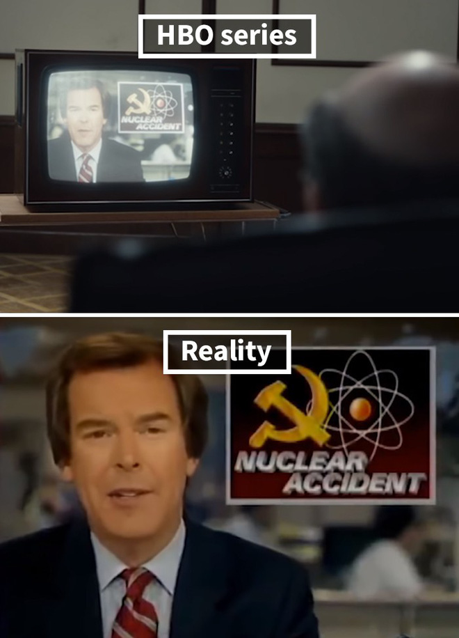 Muốn biết Chernobyl của HBO có sát với thực tế hay không, cứ xem loạt ảnh so sánh này là rõ - Ảnh 24.