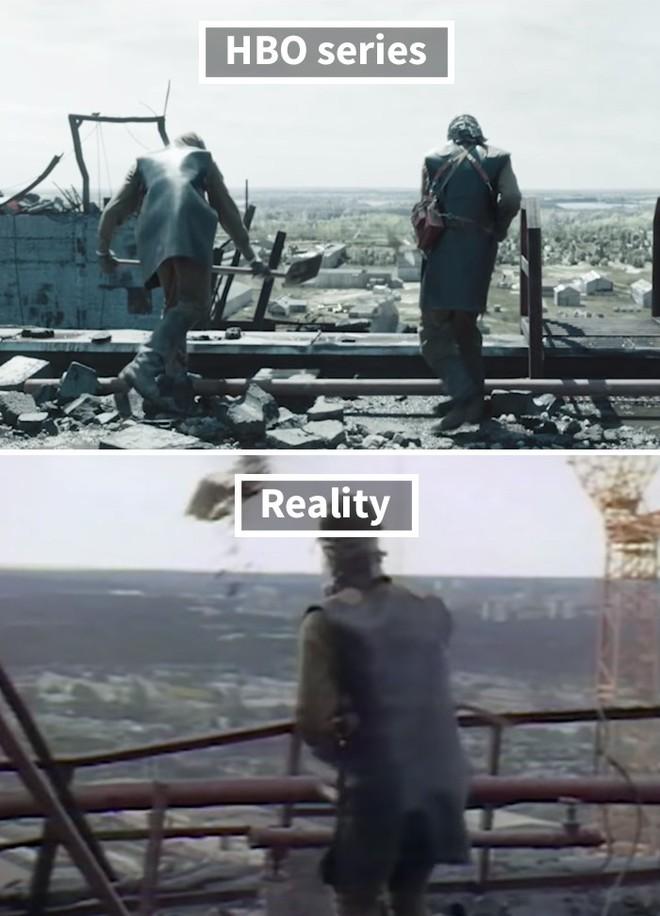 Muốn biết Chernobyl của HBO có sát với thực tế hay không, cứ xem loạt ảnh so sánh này là rõ - Ảnh 27.