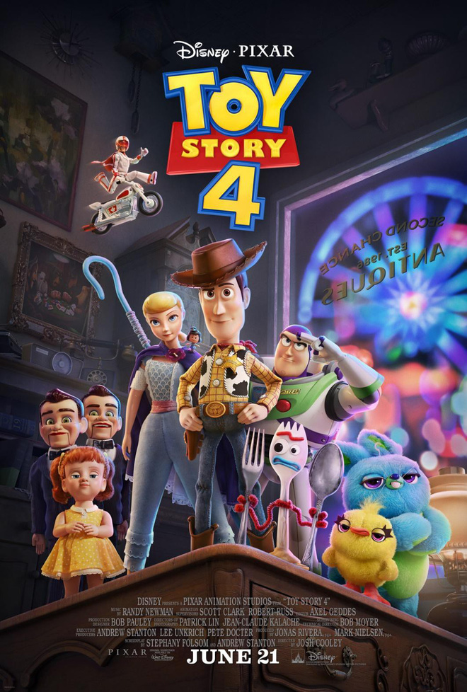 Toy Story 4 được khen ngợi tuyệt đối với 100% đánh giá tích cực trên Rotten Tomatoes - Ảnh 7.