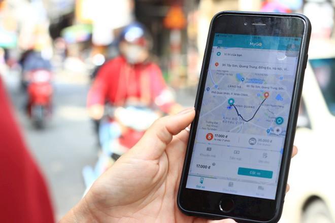 ViettelPost tung ứng dụng gọi xe MyGo từ 1/7, tham vọng chuyển mình thành công ty công nghệ - Ảnh 1.