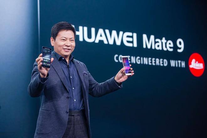 Cuộc đời và sự nghiệp Yu Mạnh Miệng - Người đưa Huawei tiến ra thị trường thế giới - Ảnh 4.