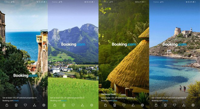 Huawei xin lỗi người dùng và gỡ bỏ quảng cáo trên màn hình khóa của smartphone - Ảnh 1.