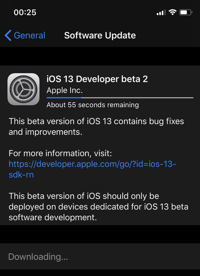 Hướng dẫn cài đặt iOS 13 & iPadOS 13 Beta bằng profile chính chủ của Apple, không cần đến máy tính - Ảnh 2.