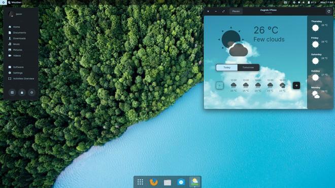 Nếu đã chán Windows hay Mac, bạn có thể thử ngay phiên bản hệ điều hành Linux cực kỳ thân thiện với người dùng này - Ảnh 4.