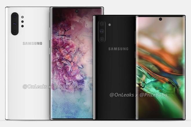 Rò rỉ thông tin Galaxy Note 10 ra mắt ngày 7/8 tới - Ảnh 1.