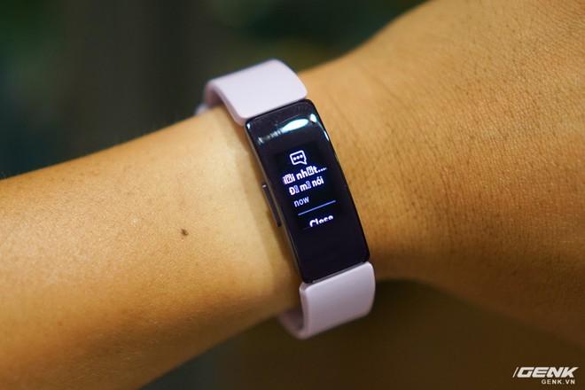 Galaxy Fit vs. Inspire HR: Lựa chọn smartband nào cho tầm giá 2,5 triệu đồng? - Ảnh 10.