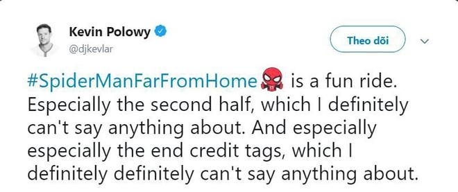 Những bình luận đầu tiên về Far From Home: Xuất sắc hơn cả Spider-Man 2 năm xưa! - Ảnh 2.