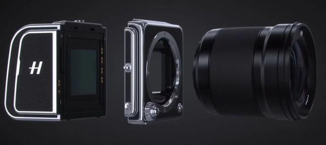 Hasselblad ra mắt máy ảnh Medium Format nhỏ nhất của hãng mang tên 907X - Ảnh 4.