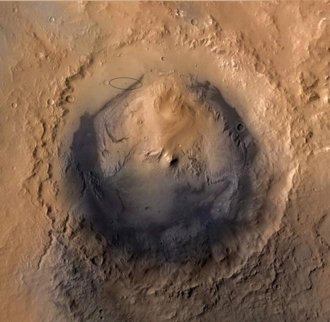 Dấu vết sự sống trên Sao Hỏa: Tàu thăm dò Curiosity vừa phát hiện ra một lượng lớn khí methane - Ảnh 4.