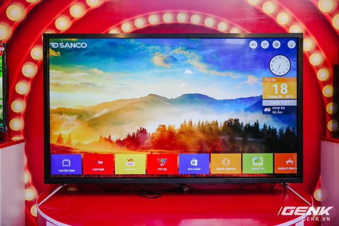 Lại thêm thương hiệu TV mới gia nhập thị trường Việt, dùng tấm nền Samsung, linh kiện Đài Loan, Trung Quốc, lắp ráp theo tiêu chuẩn Hàn Quốc - Ảnh 10.