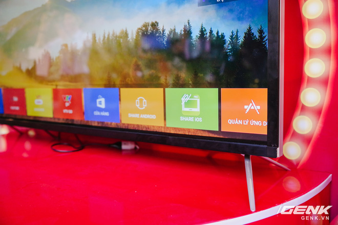 Lại thêm thương hiệu TV mới gia nhập thị trường Việt, dùng tấm nền Samsung, linh kiện Đài Loan, Trung Quốc, lắp ráp theo tiêu chuẩn Hàn Quốc - Ảnh 12.