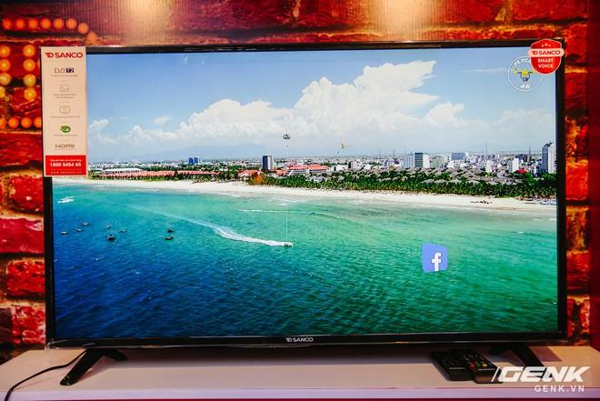 Lại thêm thương hiệu TV mới gia nhập thị trường Việt, dùng tấm nền Samsung, linh kiện Đài Loan, Trung Quốc, lắp ráp theo tiêu chuẩn Hàn Quốc - Ảnh 9.