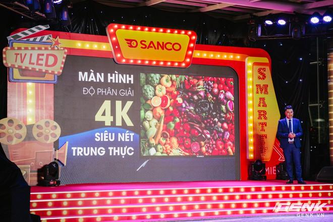 Lại thêm thương hiệu TV mới gia nhập thị trường Việt, dùng tấm nền Samsung, linh kiện Đài Loan, Trung Quốc, lắp ráp theo tiêu chuẩn Hàn Quốc - Ảnh 1.