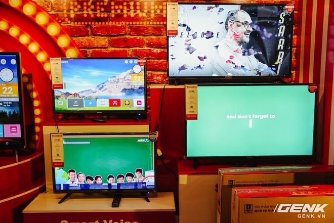 Lại thêm thương hiệu TV mới gia nhập thị trường Việt, dùng tấm nền Samsung, linh kiện Đài Loan, Trung Quốc, lắp ráp theo tiêu chuẩn Hàn Quốc - Ảnh 5.