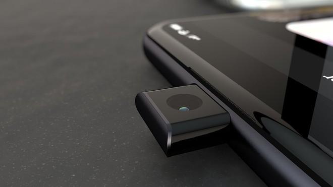 Ngắm concept iPhone 11 Pro đầy hấp dẫn với camera selfie thò thụt độc đáo, 4 camera sau hình vuông - Ảnh 3.