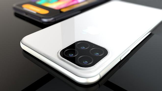 Ngắm concept iPhone 11 Pro đầy hấp dẫn với camera selfie thò thụt độc đáo, 4 camera sau hình vuông - Ảnh 5.