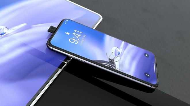 Ngắm concept iPhone 11 Pro đầy hấp dẫn với camera selfie thò thụt độc đáo, 4 camera sau hình vuông - Ảnh 6.