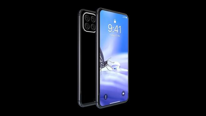 Ngắm concept iPhone 11 Pro đầy hấp dẫn với camera selfie thò thụt độc đáo, 4 camera sau hình vuông - Ảnh 7.