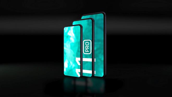 Ngắm concept iPhone 11 Pro đầy hấp dẫn với camera selfie thò thụt độc đáo, 4 camera sau hình vuông - Ảnh 11.