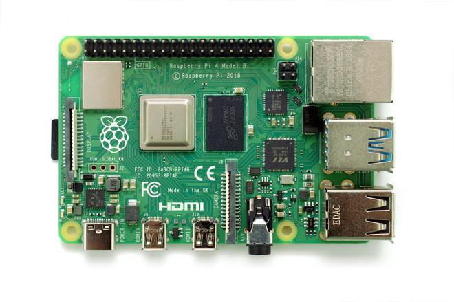 Raspberry Pi 4 chính thức ra mắt: Chip lõi tứ Cortex-A72 1.5 GHz, RAM tối đa 4GB, 2 cổng micro-HDMI hỗ trợ video 4K, giá chỉ từ 35 USD - Ảnh 1.