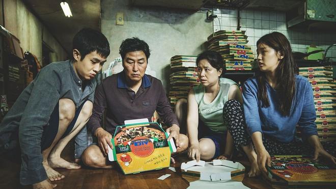 Kí Sinh Trùng chiếu được 4 ngày đã ẵm 15 tỷ, là phim Hàn có doanh thu mở màn khủng nhất Việt Nam - Ảnh 1.