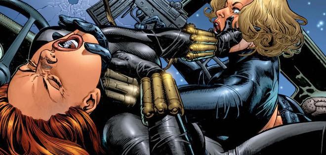 Fan MCU cho rằng có đến 2 Black Widow trong video hậu trường mới leak - Ảnh 4.