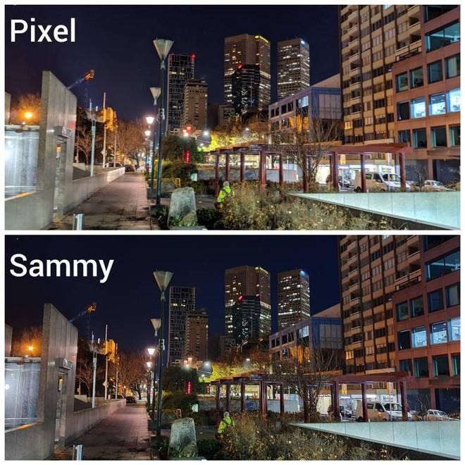Khả năng chụp đêm của Galaxy S10 bá đạo chẳng kém gì Pixel 3 sau khi được cập nhật phần mềm - Ảnh 2.