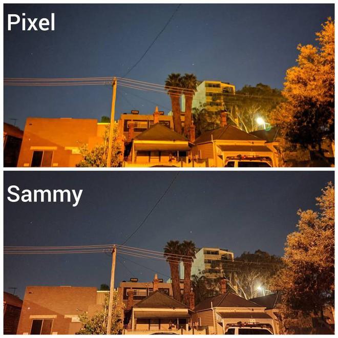 Khả năng chụp đêm của Galaxy S10 bá đạo chẳng kém gì Pixel 3 sau khi được cập nhật phần mềm - Ảnh 3.