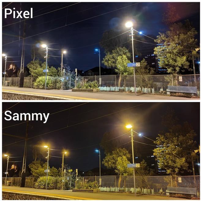 Khả năng chụp đêm của Galaxy S10 bá đạo chẳng kém gì Pixel 3 sau khi được cập nhật phần mềm - Ảnh 6.