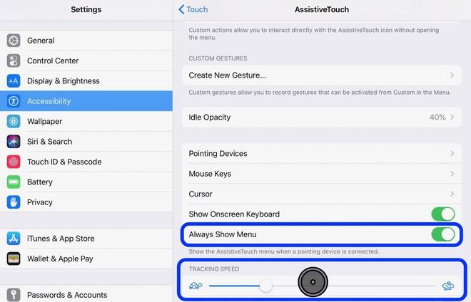 Dùng thử chuột trên iPad Pro cài iPadOS Public Beta: Trải nghiệm khác hoàn toàn chuột máy tính, thao tác điều khiển sơ sài - Ảnh 3.