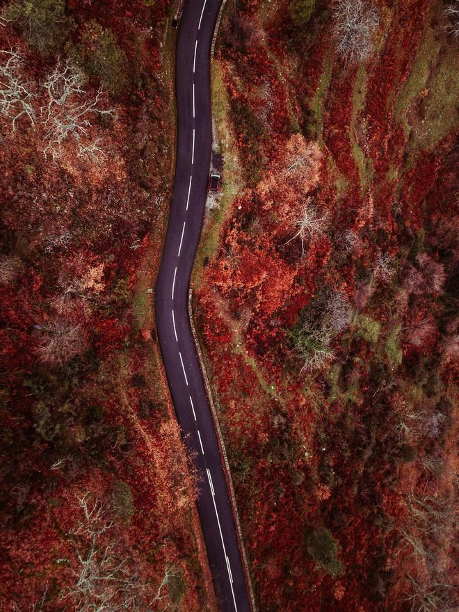 Ngẩn ngơ với 15 cung đường tuyệt đẹp từ VCK Cuộc thi ảnh #RoadTrip2019 - Ảnh 1.