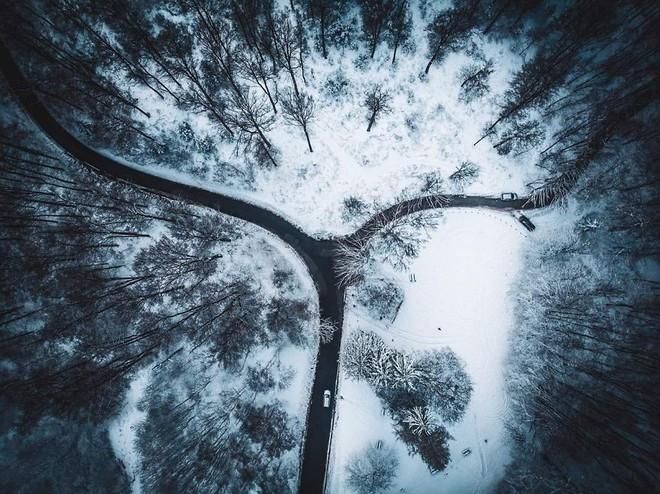 Ngẩn ngơ với 15 cung đường tuyệt đẹp từ VCK Cuộc thi ảnh #RoadTrip2019 - Ảnh 14.