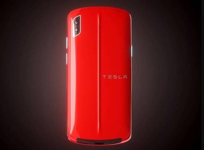 Nếu Tesla gia nhập thị trường smartphone, chiếc điện thoại của hãng trông sẽ như thế nào? - Ảnh 9.