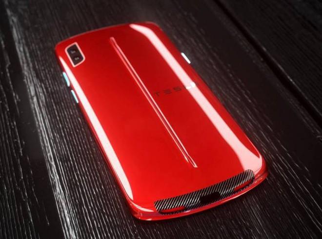 Nếu Tesla gia nhập thị trường smartphone, chiếc điện thoại của hãng trông sẽ như thế nào? - Ảnh 2.