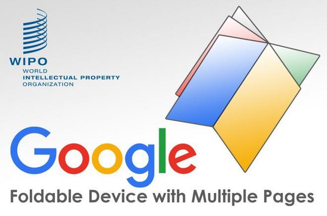 Google lộ bằng sáng chế về một thiết bị màn hình gập kỳ dị, trông như quyển sổ thứ thiệt - Ảnh 1.