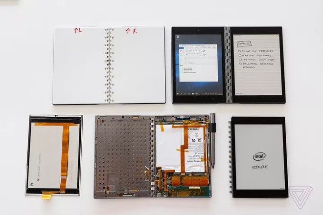 """Microsoft """"nhá hàng"""" một thiết bị Surface bí ẩn có màn hình kép - Ảnh 1."""