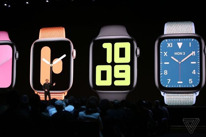 watchOS 6 ra mắt với tính năng theo dõi kinh nguyệt, watchface mới, App Store riêng và một loạt cải tiến về sức khỏe - Ảnh 1.
