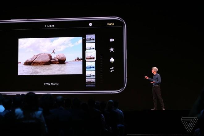 iOS 13 sẽ cho phép bạn xoay video đã quay mà không cần ứng dụng ngoài - Ảnh 1.