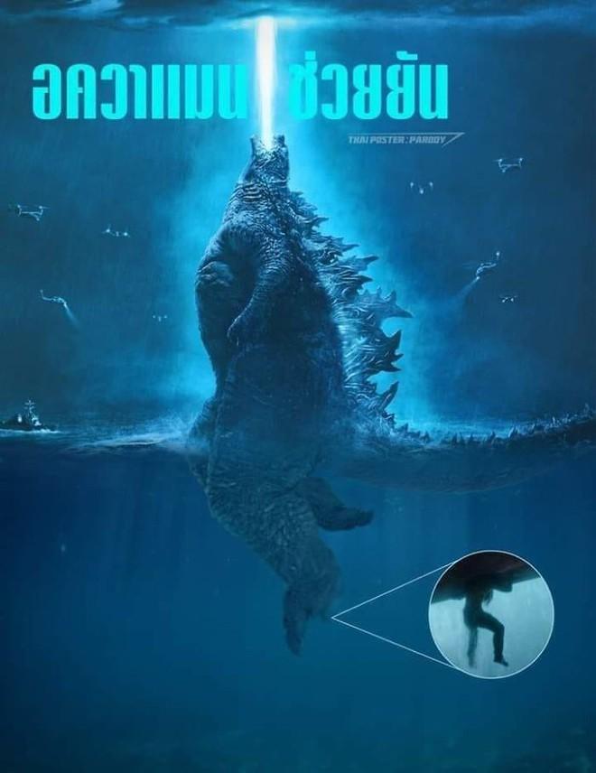 Làm thế nào Godzilla cao 120m có thể nổi giữa đại dương sâu cả nghìn mét? Internet đã có câu trả lời! - Ảnh 14.