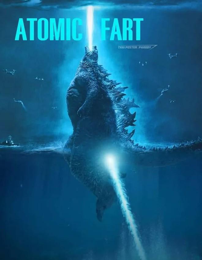 Làm thế nào Godzilla cao 120m có thể nổi giữa đại dương sâu cả nghìn mét? Internet đã có câu trả lời! - Ảnh 15.
