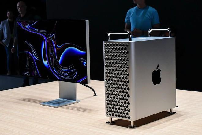 Cận cảnh Mac Pro mới: Thiết kế tối giản, ám ảnh những người sợ lỗ - Ảnh 1.