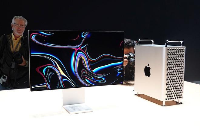 Mac Pro phiên bản cao cấp nhất và đầy đủ phụ kiện sẽ có giá bán lên đến hơn 1,1 tỷ đồng - Ảnh 1.