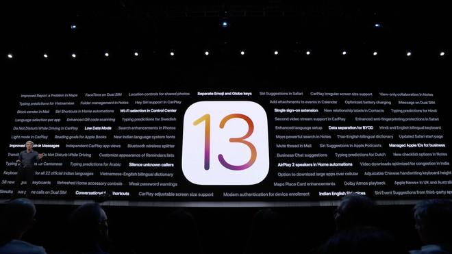 iOS 13 chính thức: Dark Mode, mở app nhanh gấp đôi, bàn phím Swipe giống Android, hỗ trợ AirPods và HomePod tốt hơn - Ảnh 25.