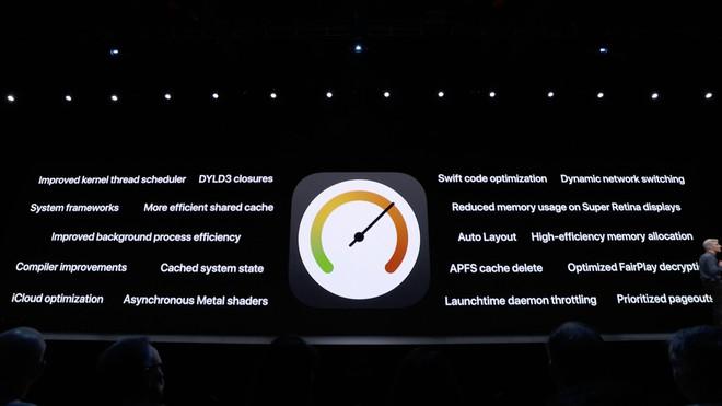 iOS 13 chính thức: Dark Mode, mở app nhanh gấp đôi, bàn phím Swipe giống Android, hỗ trợ AirPods và HomePod tốt hơn - Ảnh 1.