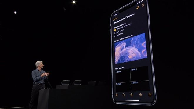 iOS 13 chính thức: Dark Mode, mở app nhanh gấp đôi, bàn phím Swipe giống Android, hỗ trợ AirPods và HomePod tốt hơn - Ảnh 8.