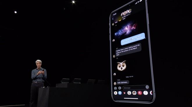 iOS 13 chính thức: Dark Mode, mở app nhanh gấp đôi, bàn phím Swipe giống Android, hỗ trợ AirPods và HomePod tốt hơn - Ảnh 9.