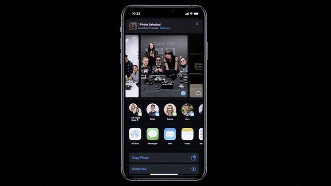 iOS 13 chính thức: Dark Mode, mở app nhanh gấp đôi, bàn phím Swipe giống Android, hỗ trợ AirPods và HomePod tốt hơn - Ảnh 11.