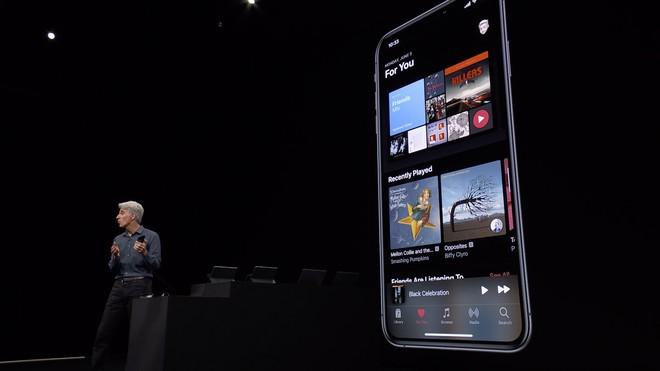 iOS 13 chính thức: Dark Mode, mở app nhanh gấp đôi, bàn phím Swipe giống Android, hỗ trợ AirPods và HomePod tốt hơn - Ảnh 12.