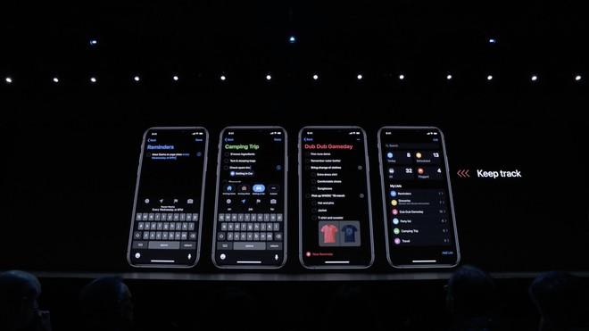 iOS 13 chính thức: Dark Mode, mở app nhanh gấp đôi, bàn phím Swipe giống Android, hỗ trợ AirPods và HomePod tốt hơn - Ảnh 24.