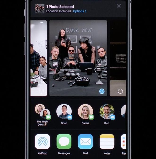 Đối đầu với Facebook, Apple biến iOS 13 thành một mạng kết nối tôn trọng quyền riêng tư - Ảnh 2.
